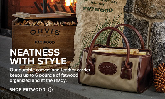 Shop Fatwood
