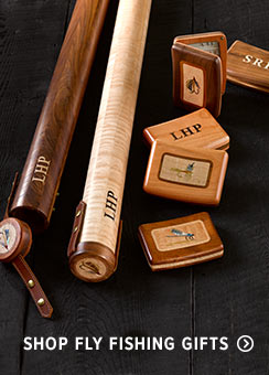 FISHING FOR THE PERFECT GIFT?  From rods and reels to tools and trucker hats, there's something for your favorite angler in our Fly-Fishing Gift Collection.  Shop Fly Fishing Gifts