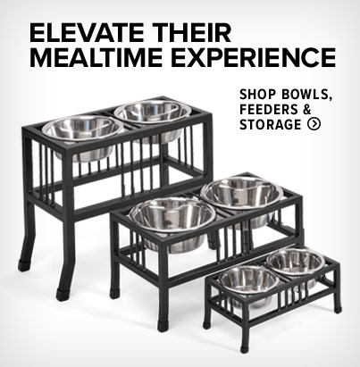 ELEVATE THEIR MEALTIME EXPERIENCE.