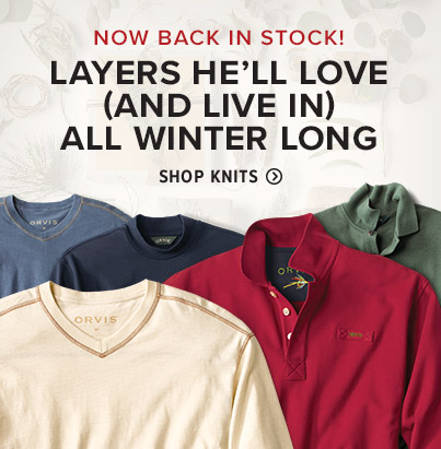 LAYERS YOU'LL LOVE ALL WINTER LONG Shop Knits