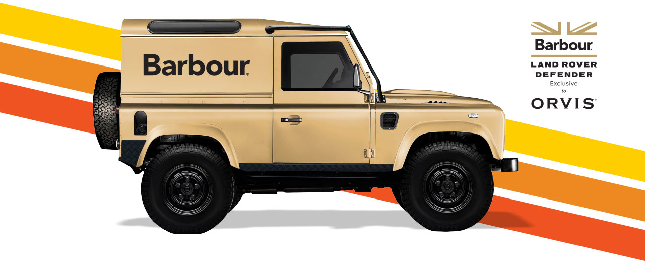 The Barbour Defender