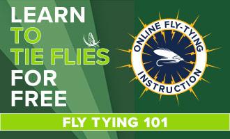Fly Tying 101