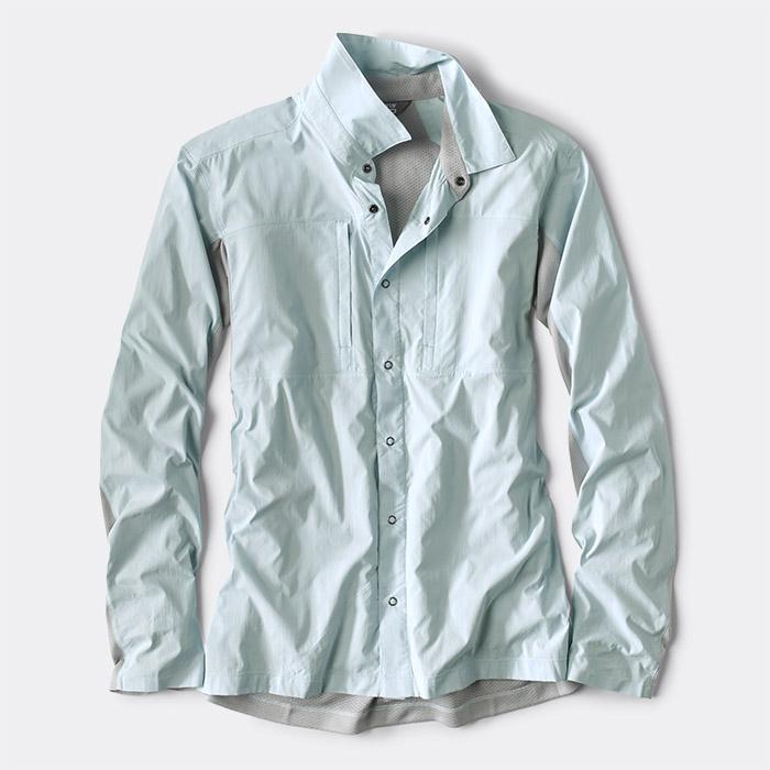Men's PRO Hybrid Long-Sleeved Shirt