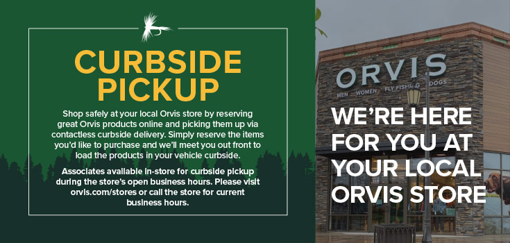 Reserve Online Pick Up Curbside