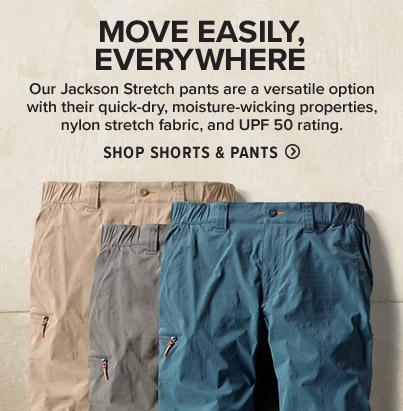 Shop Pants and Shorts