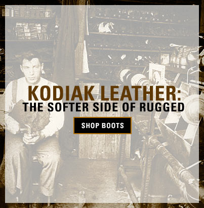 Kodiak Leather: The Softer Side of Rugged