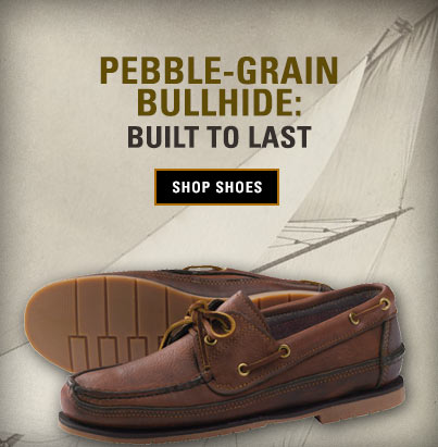 Pebble-Grain Bullhide: Built to Last