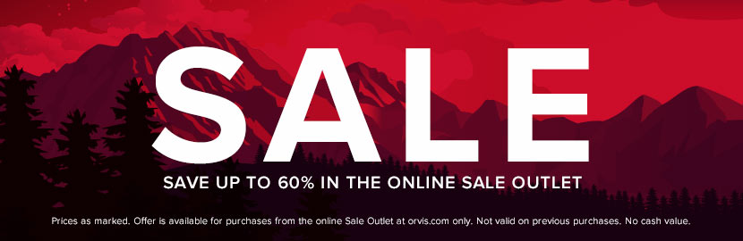 SALE! Save up to 60% in the Online Sale Outlet