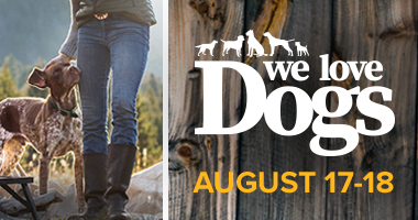 We Love Dogs | In-Store Events