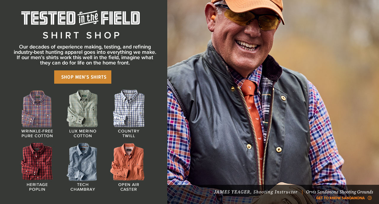 Orvis: Quality Clothing, Fly-Fishing Gear, & More Since 1856