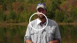 Fly Fishing Video | Play Video Button