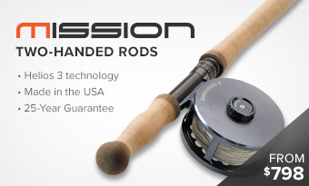 Mission Fly Rods