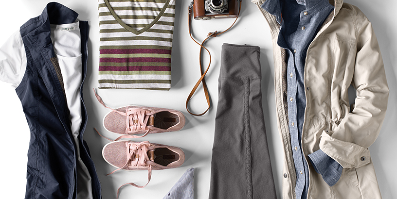HOW TO PACK FOR WARM-WEATHER TRAVEL