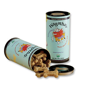 Orvis Organic Senior Dog Treats