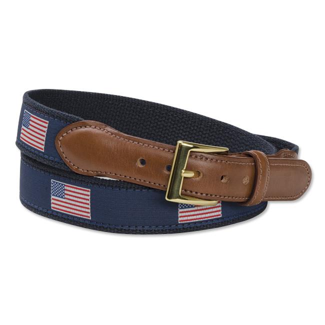 American Flag Belt, 36...