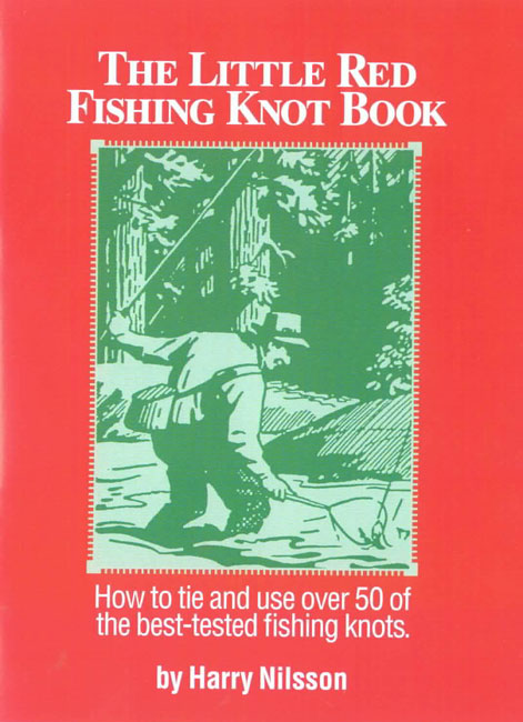 By Harry Nilsson. Without strong knot tying all your expensive fly-fishing gear and fishing efforts are futile. The Little Red Knot Book, is an illustrated pocket guide book that includes all the knots you need to know. This 72-page book contains instructions and diagrams on how to tie over 50 of the best fishing knots known to man.