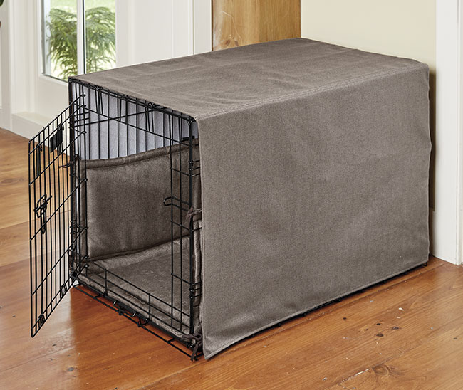 Should You Cover Your Dog S Crate Orvis News