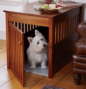 Solid Wood Crate Furniture