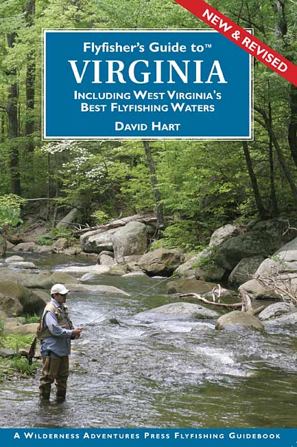 This is the most comprehensive guide book to be printed on fly fishing in both Virginia and West Virginia. This book covers lakes, streams, creeks, and rivers. Includes detailed maps and hatch charts along with essential information for traveling through the Virginias to fish these fine waters. Much of the fishable water in the Virginias is not well known, but this guide will clue you in.