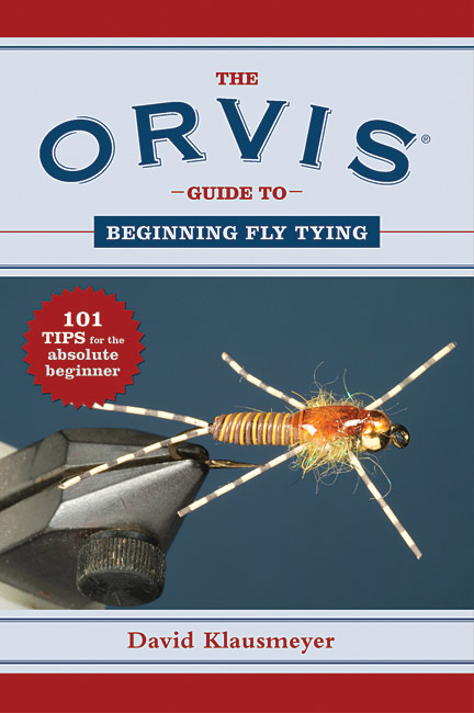 Learn how to read a fly recipe, choose the correct tools, and select the right materials in this fly tying book for beginners. David Klausmeyer, editor of Fly Tyer magazine, shows you how to tie Woolly Buggers, Clousers, Adams dry flies, and more. USA.