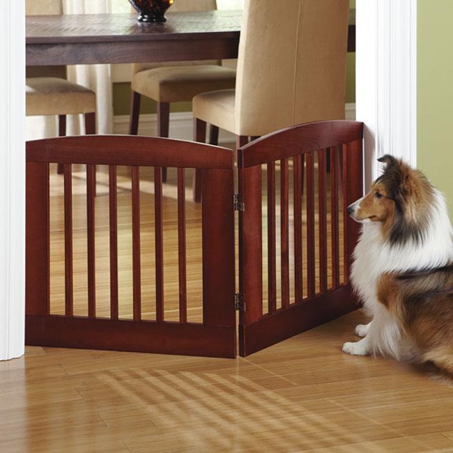Panel Zig-zag Dog Gates / 24