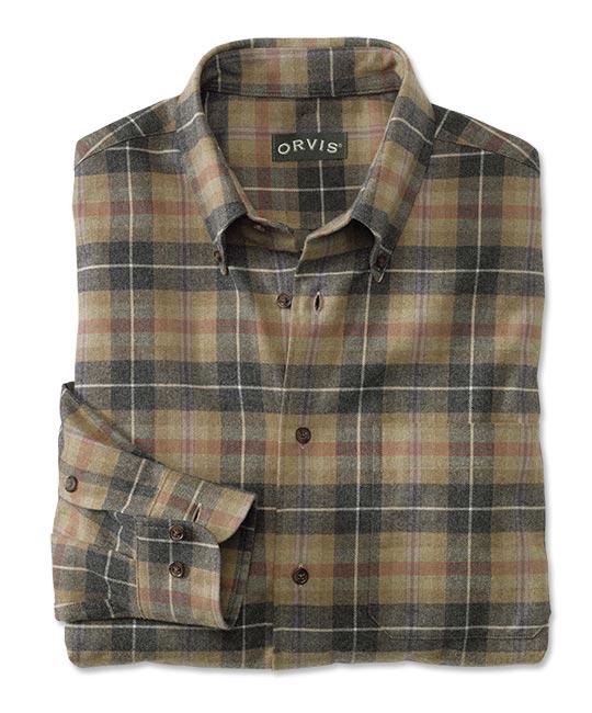 Luxury Flannel Shirt,...