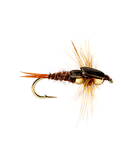 This fly is one of the top weighted nymph flies of all time.