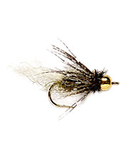 Get savage strikes when you fish this bead head fly.
