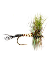 This drake fly is ideal for fishing ponds and lakes.