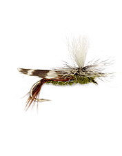 Fishing this high-floating hopper dry fly is as effective as it is fun.