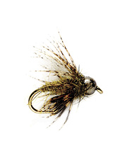 With partridge soft hackle and a tungsten bead, this caddis pupa is best among pupa flies.