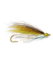 Try this minnow pattern and see why it's lined up in guides' fly boxes.