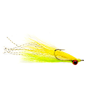 This fly is arguably the best all-around and most recommended saltwater fly ever tied.