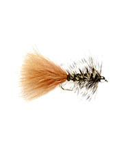 Every angler needs an assortment of these weighted attractor streamer flies