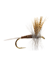 The tried and true pattern is still the standard dry fly pattern for Hendricksons everywhere.