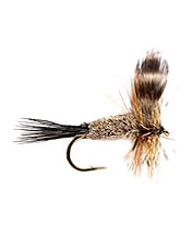 Among deer hair dry flies, the Irresistible ranks as an all-time great attractor.