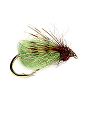 These fly fishing nymphs have an antron bubble that trout key in on.