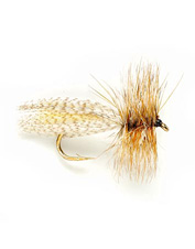A famous and effective fly for generations, the Hornberg belongs in every fly box.
