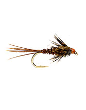 This classic fly sometimes outperforms fancier patterns.