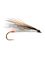 A versatile fly that mimics dace, smelt, and other minnows that landlocked salmon prey upon.