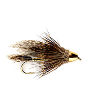 Catch more fish with the classic muddler minnow fly.