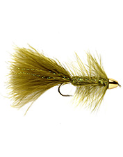 Conehead flies are the most successful searching flies when conditions are hard to read.