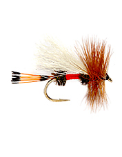 Bring up huge trout with this big dry fly pattern imitative of a large stonefly.