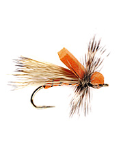 Drive trout wild with this stimulator fly pattern.