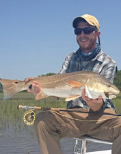 Orvis-Endorsed Fly-Fishing Guide Services in Charleston, South Carolina
