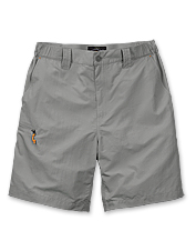 These quick-dry fishing shorts are at home on the water or on the road.