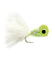 This effective panfish fly will prove itself time and time again.