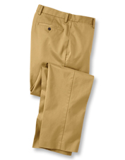 Live in complete comfort with our wrinkle-free luxury chinos.
