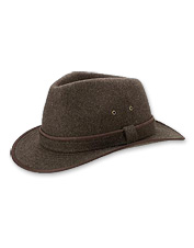 Carlow Wool Walking Hat