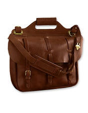 Col. Littleton No. 1 Saddlebag Briefcase
